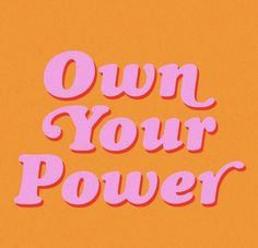 Are you owning your power? 🔥 owning your power means being comfortable with who you truly are and spreading your unique light everywhere you go⭐️ we need a society filled with unique wholesome people, not identical boring people. Cute Quotes, Words Quotes, Wise Words, 70s Quotes, Retro Quotes, Sayings, Positive Quotes, Motivational Quotes, Inspirational Quotes