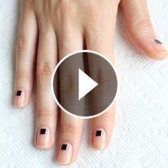 Kawajiri's rock stud manicur  http://wiinoshop.com/products/3mm-silver-square-metal-studs-flat-back-nail-art-100-pcs