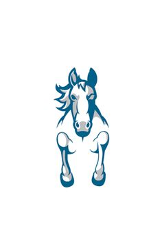 Indianapolis Colts Logo Android Wallpaper HD