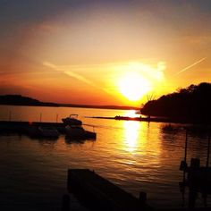 "Lake of the Ozarks, MO - our ""paradise"" for the weekend @Ashley McNeil @Brooke McNutt"