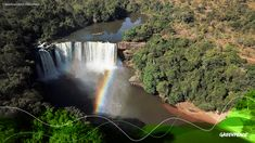 Home - Greenpeace Brasil Wallpaper, Waterfall, Outdoor, Outdoors, Wall Papers, Tapestries, Outdoor Living, Garden, Wallpapers