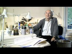 Quentin Blake; A wonderful, British man who does lovely, British art.