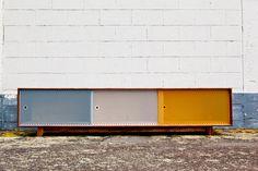 Large Weaver Credenza Outdoor Furniture, Outdoor Decor, Outdoor Storage, Credenza, Design, Home Decor, Decoration Home, Room Decor