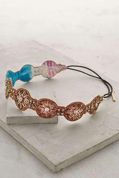 Floral Halls Headband