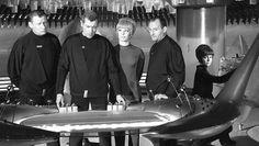 Raumpatrouille - Die phantastischen Abenteuer des Raumschiffes Orion, 1966                                                                                                                                                     Mehr