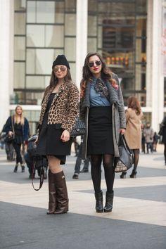 Fabulous New York Fashion Week Street Style #nyfw #thestylebox #streetstyle