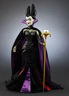 New Disney Designer Dolls Villians