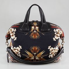 Nightingale Paradise Flower Bag by Givenchy