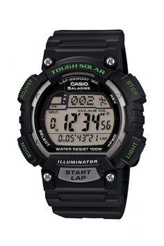 STL-S100H-1AVEF - Casio heren horloge