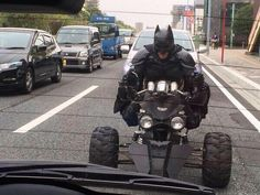 Real Life Batman - daylol.com