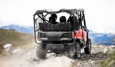 """New 2017 Honda Pioneer 1000-5 LE ATVs For Sale in Tennessee. <p style=""""margin-bottom: 1em;"""">When it comes to finding new, innovative ways to solve problems, Honda has always risen to the challenge. Take our family of Pioneer 1000s. These great side-by-sides got it right the first time in terms of comfort, handling, hauling, and user-friendly features, but we've taken the opportunity to make them even better this year. By applying a hefty dose of Honda technology, we're giving you what we…"""