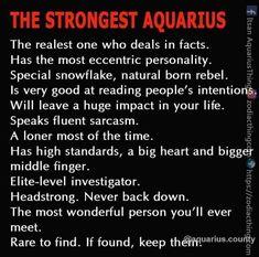 All about an Aquarius! Astrology Aquarius, Aquarius Traits, Aquarius Love, Aquarius Quotes, Aquarius Woman, Zodiac Signs Aquarius, Age Of Aquarius, Zodiac Sign Facts, My Zodiac Sign