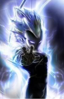 VEGETA!!! :D Even though he is a big fat jerk I love him! I don't know why, but there you go :)