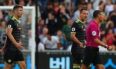 Chelsea defender GARY CAHILL likely to avoid FA rap after blasting Andre Marriner following Swansea draw...