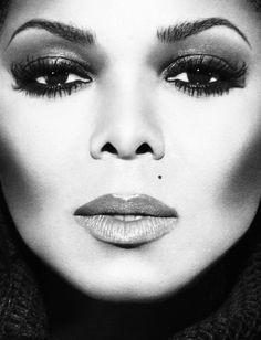 Janet Jackson - Aitken Jolly, 2010 Janet Jackson, Michael Jackson, Black Is Beautiful, Beautiful People, Black Celebrities, Celebs, Timeless Beauty, Iconic Beauty, Jackson Family