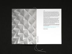 Hofstede Design - nice use of photography to add dimension to a flat surface