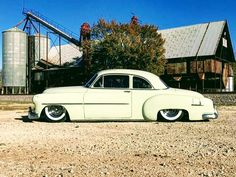 David Monroe's 52 Chevy Coupe... TEXAS MADE!!!