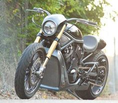 🙃 Harley Davidson Night Rod Muscle by Ronald Sands Design Harley Davidson Night Rod, Roland Sands, V Rod, Sweet Cars, Ride Or Die, Custom Bikes, Cool Bikes, Toys For Boys, Bobber