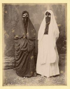 Bonfils. Egypte, Femmes égyptiennes, costume de sortie     #Afrique_Africa #Egypte