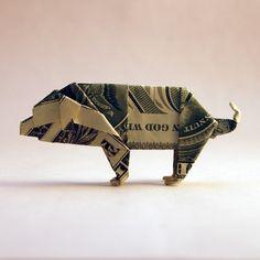 money pig @MaryAnn Hastings Rosser