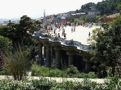 Parc Guell - Best places in the World | World's Best Places to Visit | Page 11