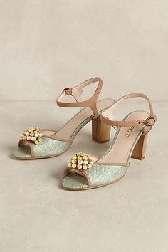 These shoes are playful yet sophisticated and ultra- classy. Ideal for ladies day.