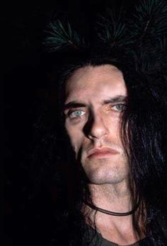 Beautiful Peter Steele how I miss you. Type 0 Negative, Doom Metal Bands, Jeff Buckley, Peter Steele, No Name, Famous Men, Rest In Peace, Green Man, Ikon