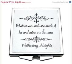 On Sale Half Price Wuthering Heights Emily Bronte by missbohemia