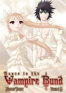 Dance In The Vampire Bund, Vol. 2013 The New York Times Best Sellers Manga Graphic Books winner, Nozomu Tamaki Anime Dvd, Manga Anime, Anime Watch, Vampire Books, Manga Books, Anime Love Couple, Manga Characters, Manga Games, Me Me Me Anime