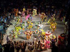 Men's Fancy Dance by bloomgal, via Flickr... Albuquerque, New Mexico