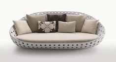 'Canasta' sofa by Spanish designer, Patricia Urquiola for B Italia