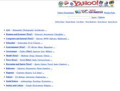 Yahoo! in 1996.