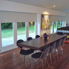 blackout roller blinds for sliding doors - Google Search