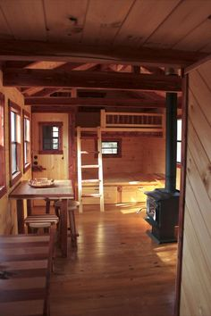 Trophy Amish Cabins, LLC - ESCAPE;10 X 26 Cottage, with a 10 X 6 All Season enclosed porch.