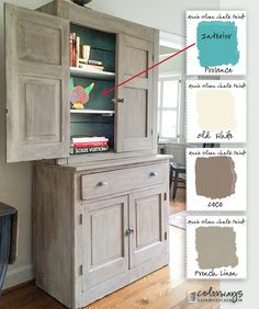 Pure & Original Classico Chalk Paint | Colorways with Leslie Stocker