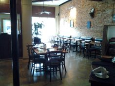"""The """"party"""" side of our Olde Towne location: 606 High Street, Portsmouth, VA 23704"""