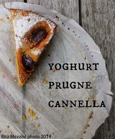 Das kulinarische Hochburg: Krapfen Joghurt mit Backpflaumen und Zimt