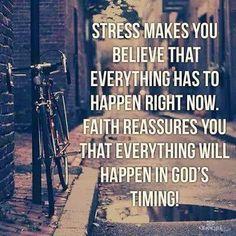 Faith gets you through it all