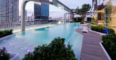 Hồ Bơi Tràn - Masteri Millennium - 0988217206