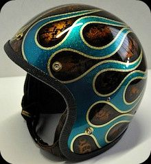 Vintage Helmet. You have to check out the link