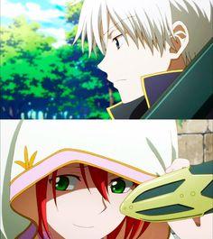 anime collage,anime ,collage,Akagami no Shirayukihime