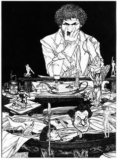 Austin Osman Spare: The man art history left behind – in pictures