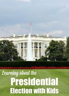 Resources for learning about the Presidential Election with Kids. Includes printables, books, electoral College map and craft ideas as you teach your child about voting in the United States of America Teaching Social Skills, Social Studies Activities, Teaching Kids, Electoral College Map, Importance Of Voting, Parent Resources, Before Us, Presidential Election, Parenting Hacks