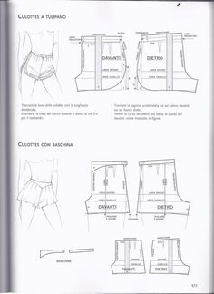 Sewing Clothes Pants Pjs 43 Ideas For 2019 Underwear Pattern, Lingerie Patterns, Sewing Lingerie, Dress Sewing Patterns, Sewing Patterns Free, Sewing Tutorials, Clothing Patterns, Sewing Pants, Sewing Clothes