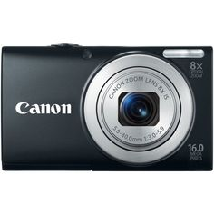 Introducing Canon PowerShot A4000IS 160 MP Digital Camera with 8x Optical Image Stabilized Zoom 28mm WideAngle Lens with 720p HD Video Recording and 30Inch LCD Black. Great Product and follow us to get more updates!