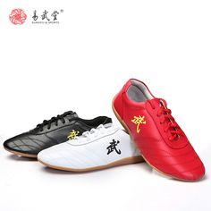 40cfe8b32 tai chi shoes taiji shoes chinese kung fu shoes Non-slip cow Muscle  children wushu