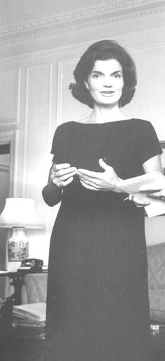 First Lady http://en.wikipedia.org/wiki/Jacqueline_Kennedy_Onassis  http://www.firstladies.org/biographies/firstladies.aspx?biography=36