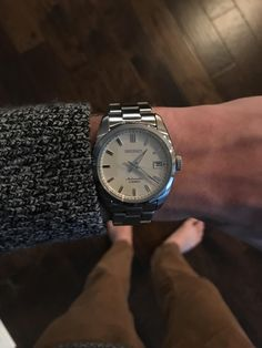 [Seiko SARB035] I wear this watch with pride every day. http://ift.tt/2nlAjyV