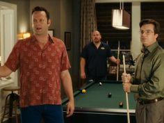 Brunswick Billiards in the 2006 comedy The Break-Up with Jennifer Aniston, Vince Vaughan, Jason Bateman and Jon Favreau
