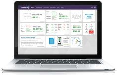"""TradeKing is a discount online financial trading platform. Why """"discount""""? As you'll see below, its fees are lower than those of many other online brokers."""